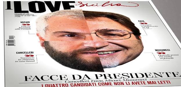 claudio fava, elezioni regionali sicilia, fabrizio micari, giancarlo cancelleri, I Love Sicilia, Nello Musumeci, salvo toscano, Politica