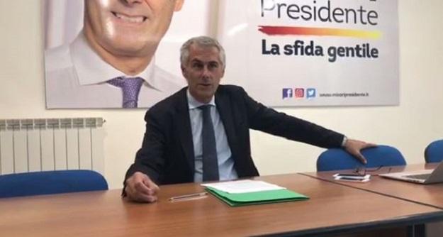 Sicilia: Micari (Centrosinistra) presenta i primi quattro assessori