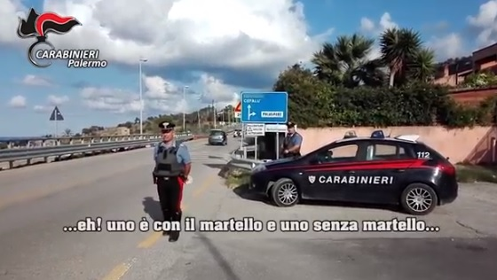 Sicilia: sgominata banda dedita a furti di mezzi d'opera, 9 arresti