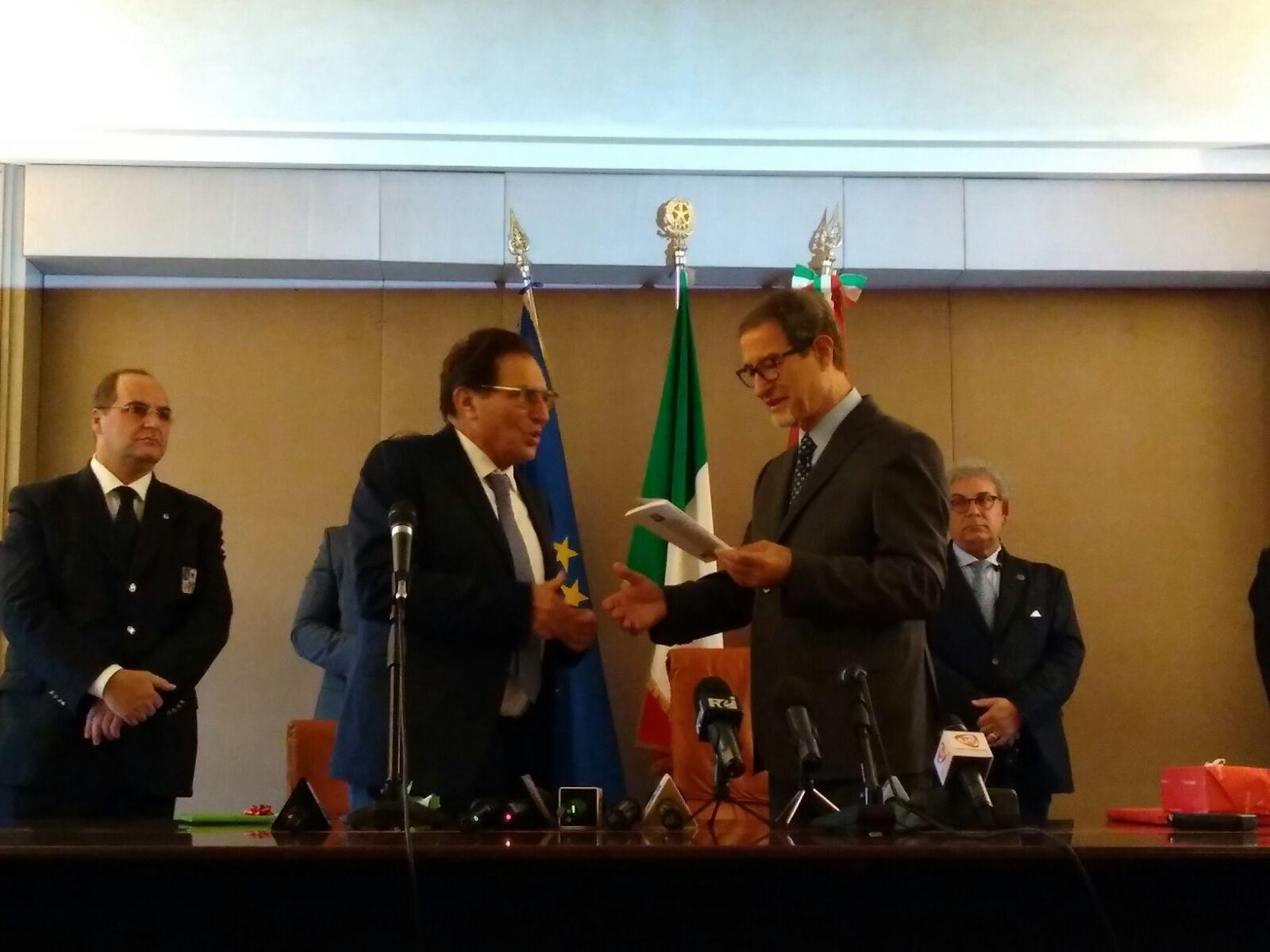 Sicilia, Musumeci proclamato presidente della Regione