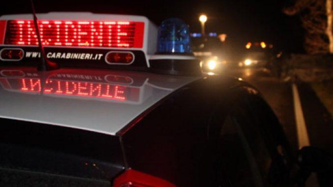 Auto tampona tir sulla Firenze-Mare, muoiono 2 persone