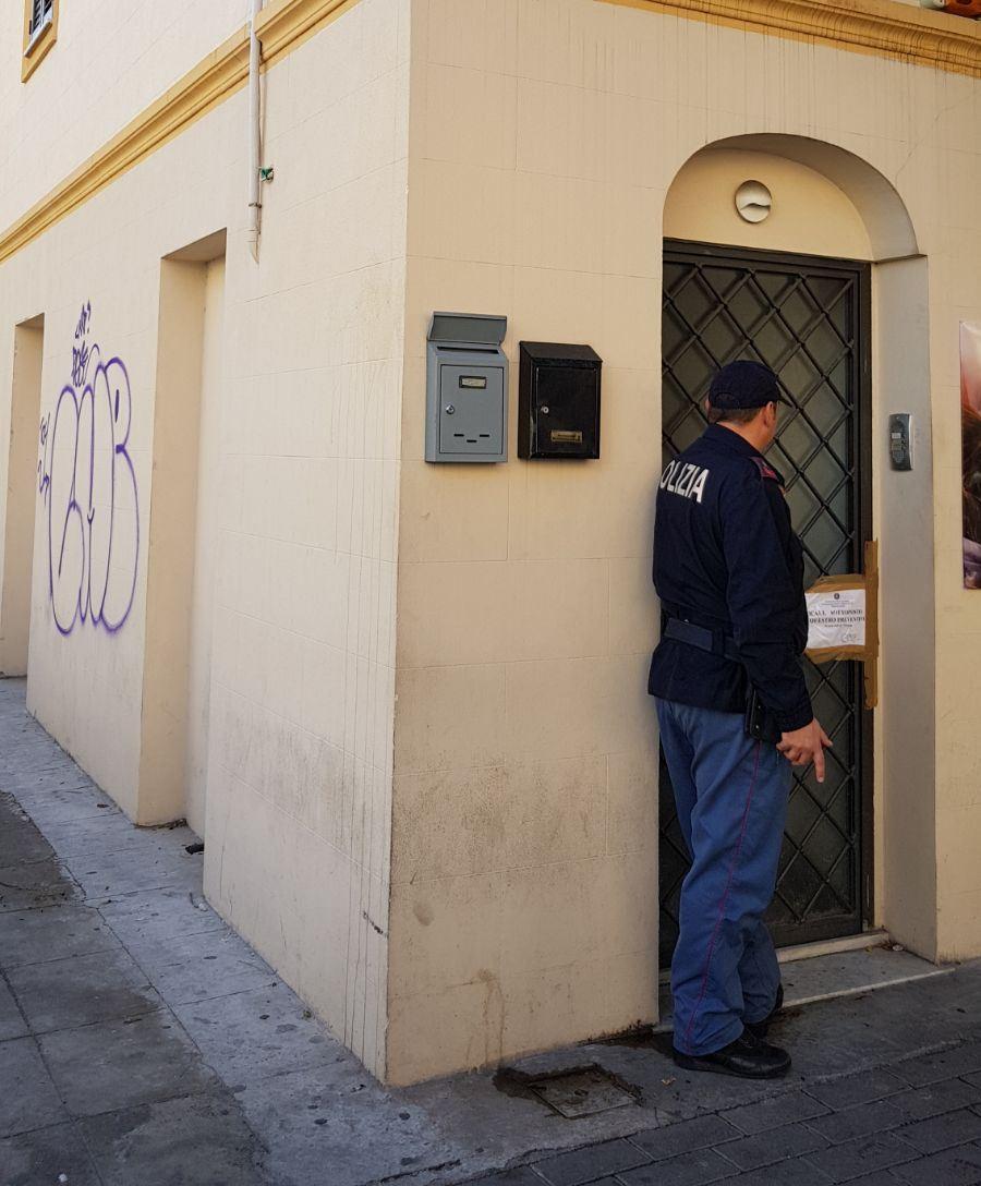 Centrale della prostituzione, sequestrata palazzina in via Lincoln a Palermo