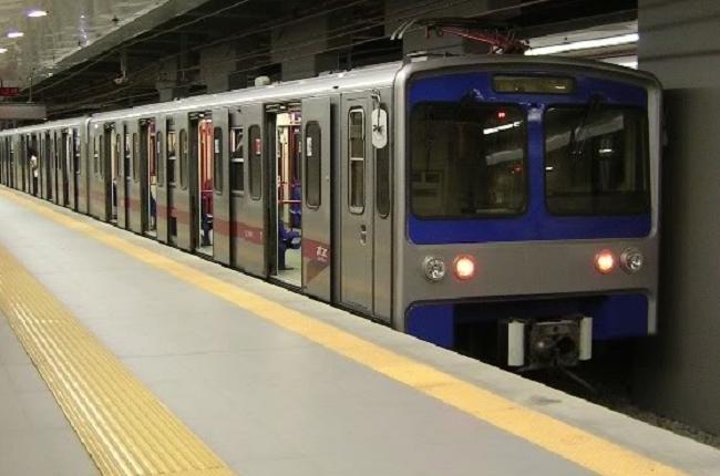 Investita da metro a Roma, forse spinta
