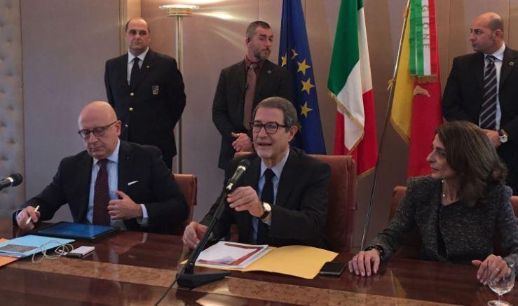 Tributi in Sicilia, Musumeci: al lavoro per un nuovo piano di riscossione