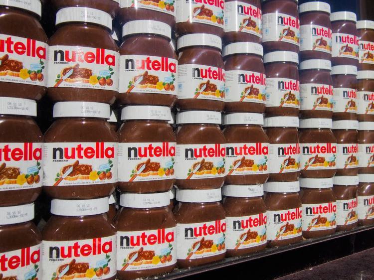Maxi sconto sulla Nutella Caos e feriti al supermercato VIDEO
