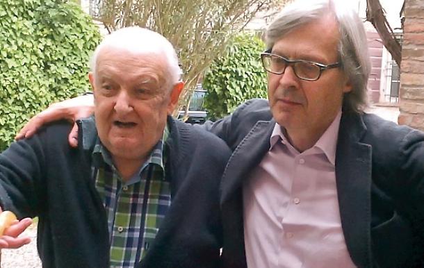 È morto il padre di Sgarbi Nino, farmacista e scrittore