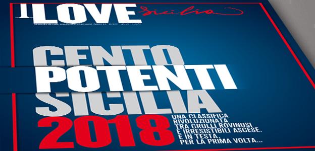 100 potenti, I Love Sicilia