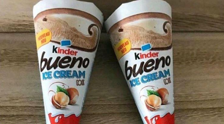 gelato kinder bueno, kinder bueno gelato, kinder bueno gelato algida, kinder  bueno gelato
