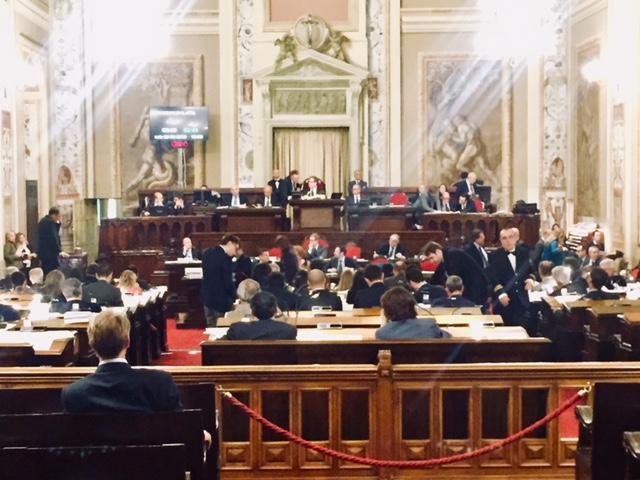 Catanzaro sempre presente tutte le assenze dei deputati for Presenze parlamento