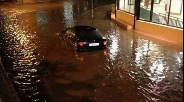 Nubifragio a Palermo, allagati i Pronto soccorso di Civico e Policlinico