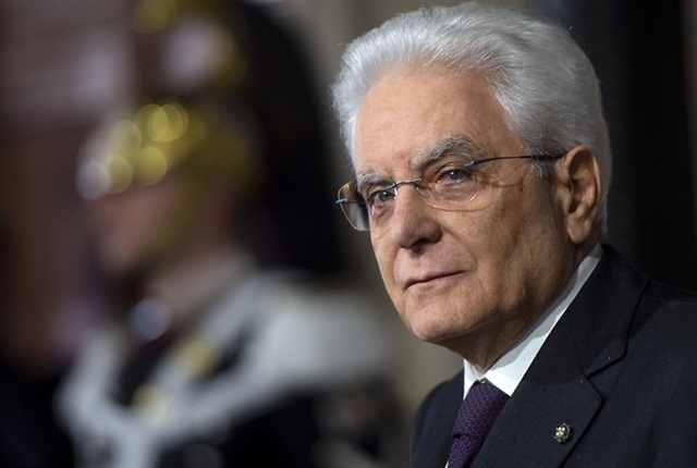 Firenze, Mattarella all'Istituto Europeo apre