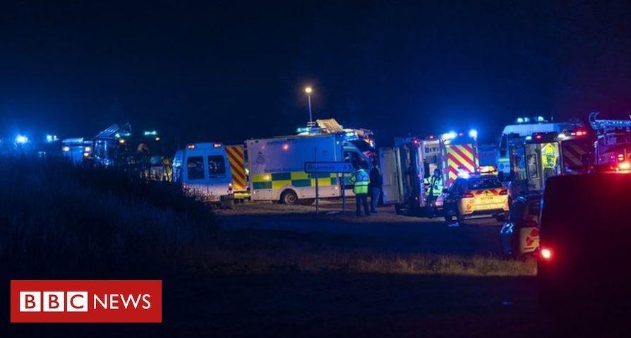 Incidente stradale in Scozia, 2 italiani morti: anche bimbo di 4 anni