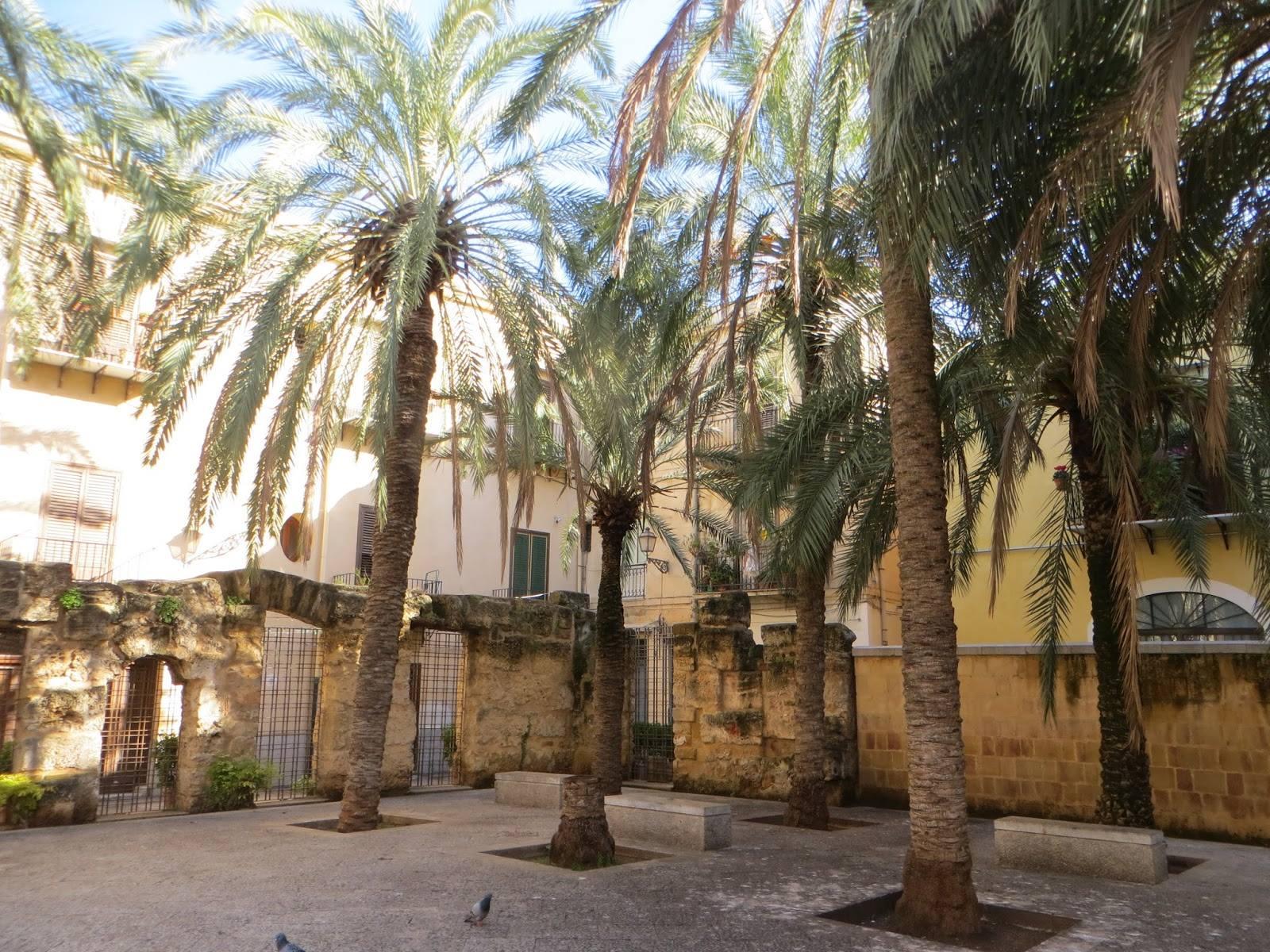Per palermo differenzia arriva il sabato giusto live sicilia - Il giardino dei giusti ...