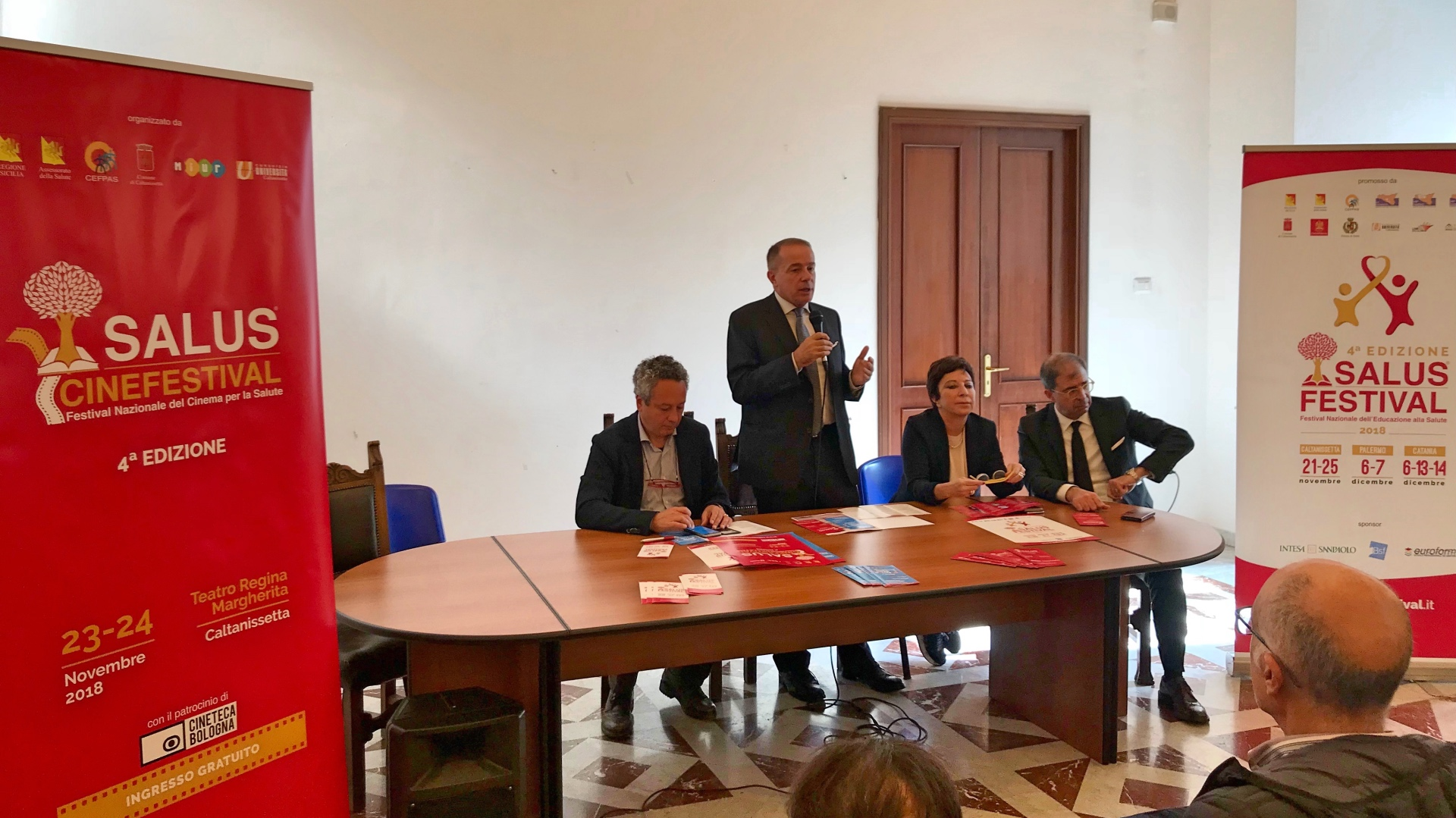 bd97d1415f Prevenzione e sani stili di vita Torna il Salus Festival - Live Sicilia