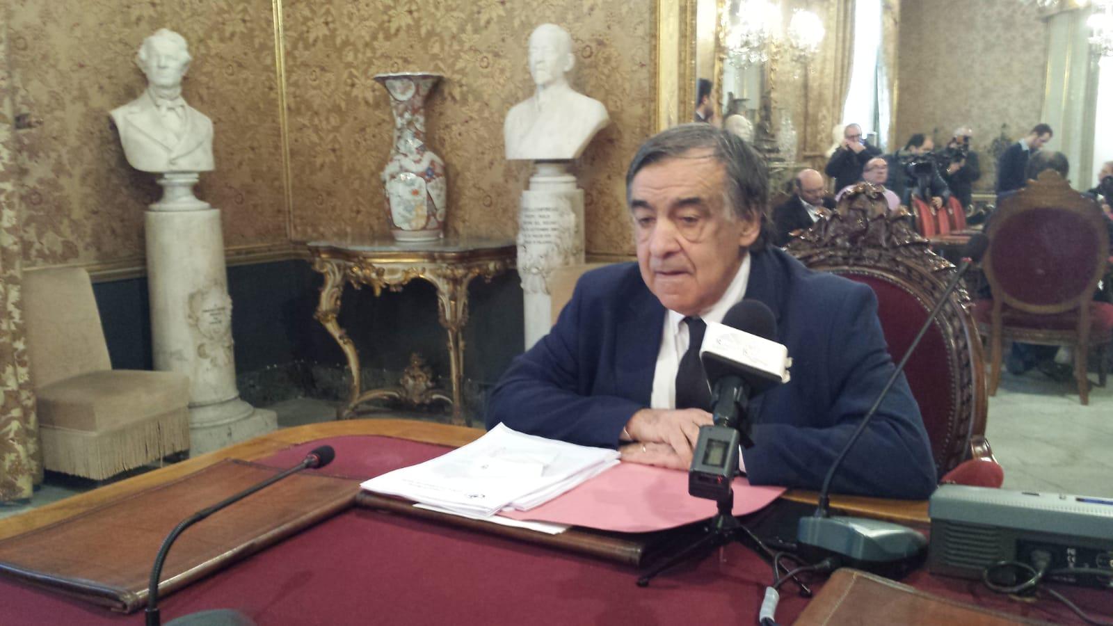 Il Mef boccia di nuovo Palermo| Orlando: carte alla Corte ...
