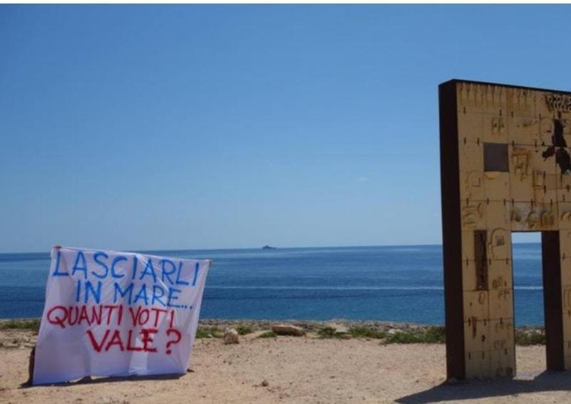 Riace e Lampedusa: Lega prima