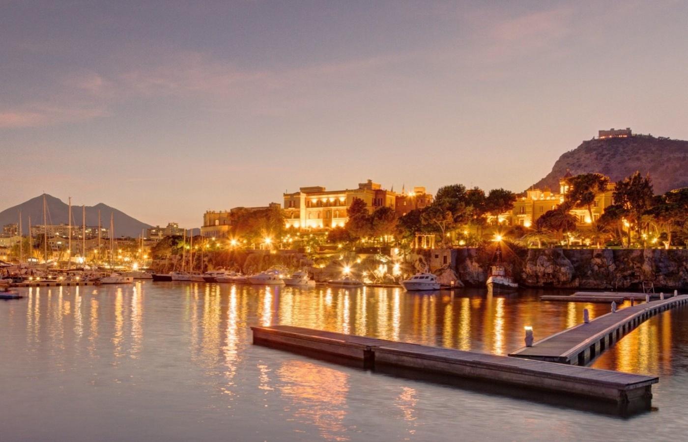 Ristrutturazione a Villa Igiea | L'hotel chiude il 16 settembre ...