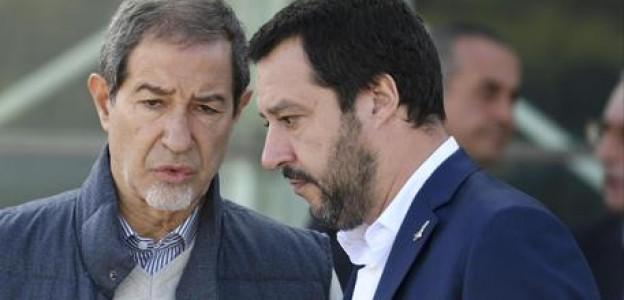 Musumeci e Salvini