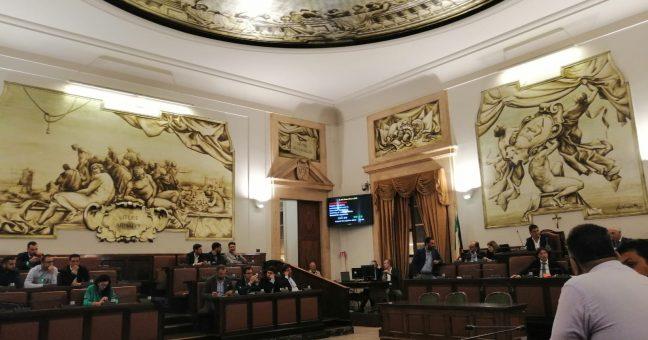 Consiglio comunale Catania