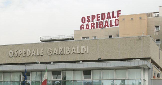 Ospedale Garibaldi.