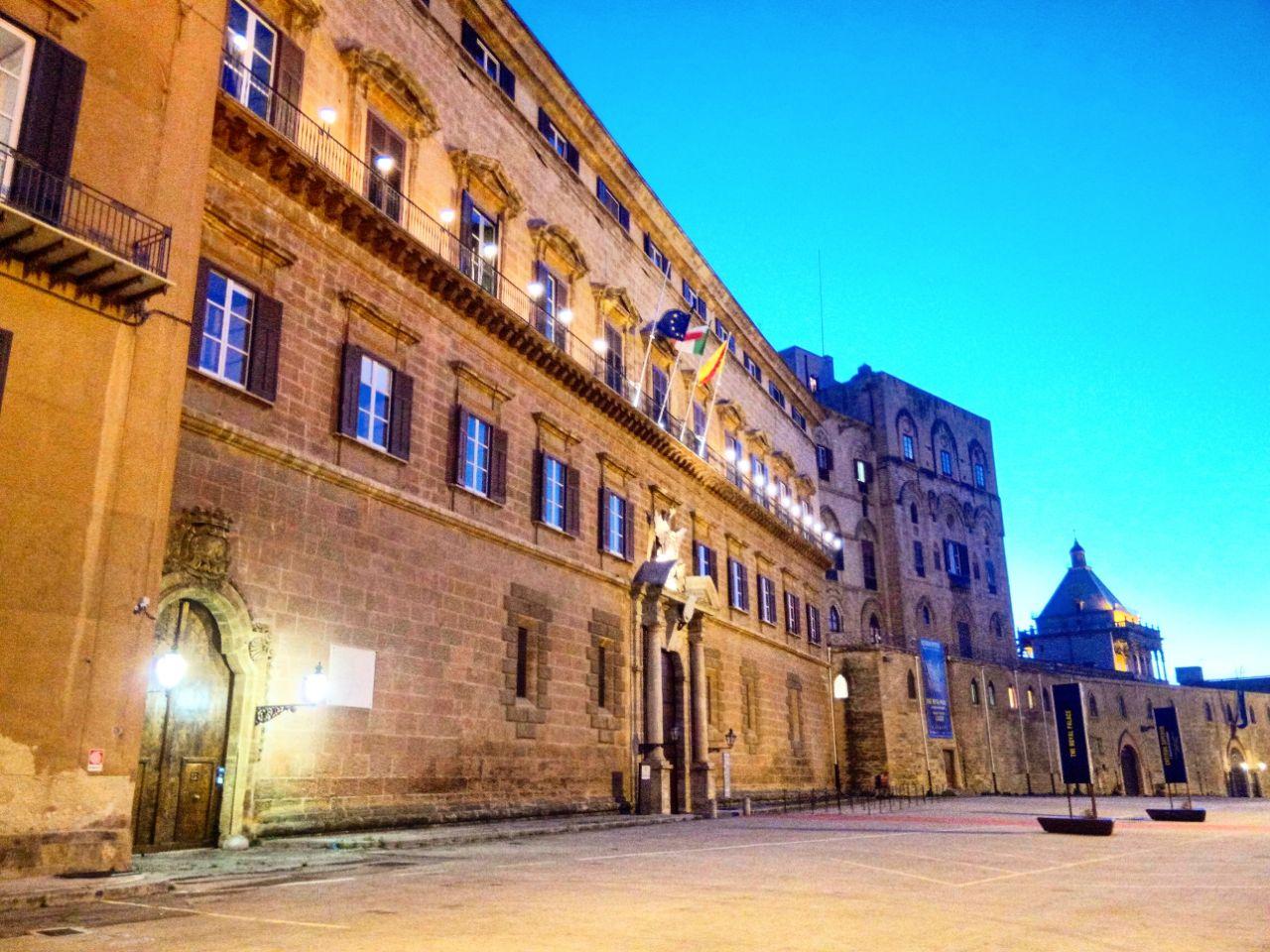 Ars, Palazzo dei Normanni