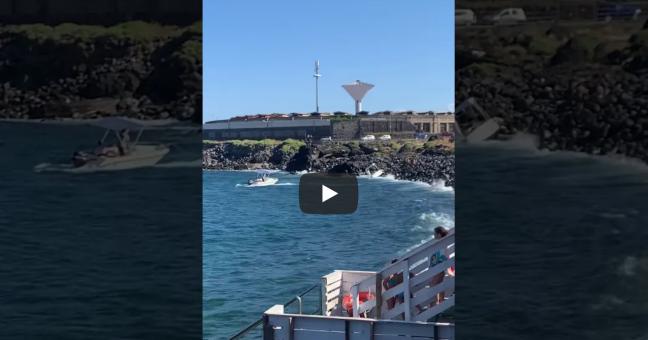 catania video barche affondate