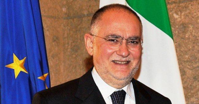 Il prefetto Claudio Sammartino.