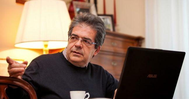 Nella foto Enzo Bianco, ex sindaco di Catania