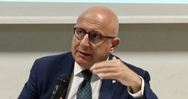 Gaetano Armao assessore all'economia