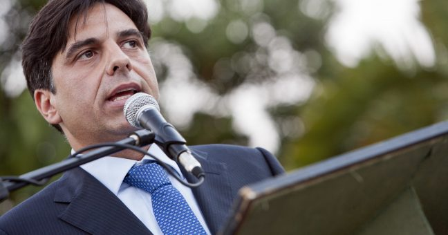 Salvo Pogliese sindaco di Catania
