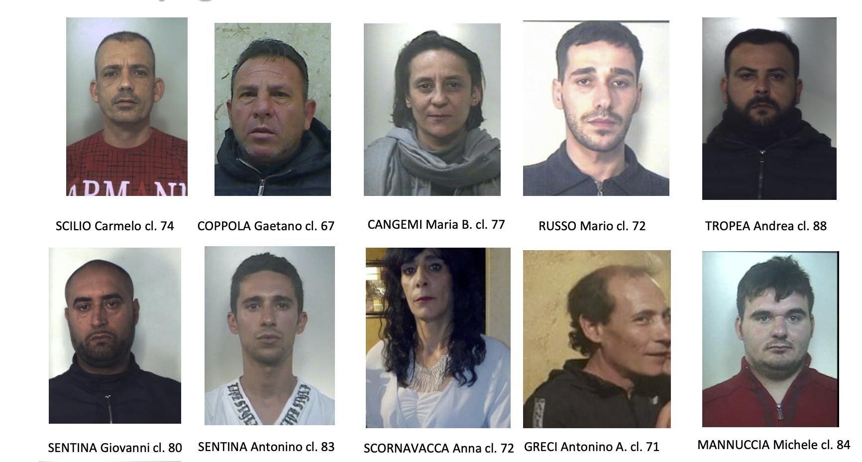 +++Blitz tra Catania e Enna+++ Colpo ai clan: tutti i NOMI ...