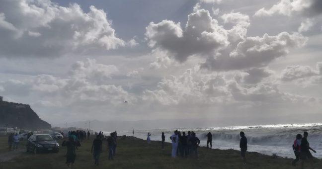Disperso in mare a MIlazzo