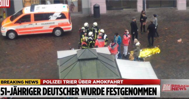 Germania, almeno 4 le vittime a Treviri - Europa