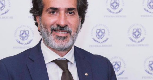 Nicola Farruggio presidente Federalberghi Palermo
