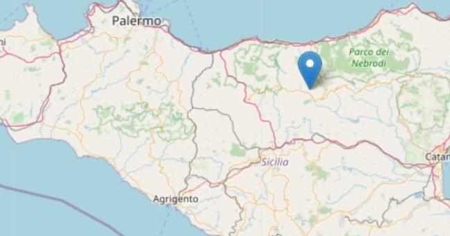 Terremoto in Sicilia, scossa di magnitudo 3.2 in provincia di Enna