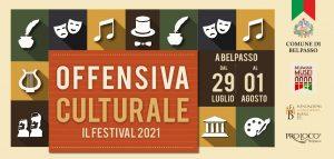 Belpasso:  al via l'offensiva culturale  2021