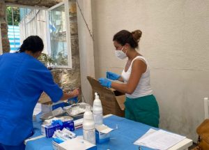 Vaccini e gelati, boom di adesioni all'Arenella – VIDEO