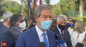 Vaccini, Musumeci: 'Salvarsi o restare a guardare? Lavoriamo sugli indecisi'