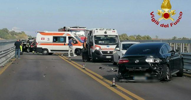 Incidente A21 Settembre 2021 Belpasso