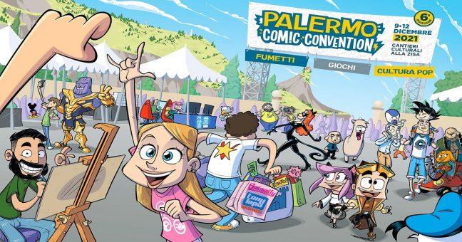 Palermo Comic