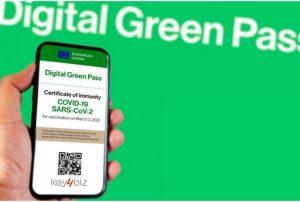Green pass, nuovo record di certificati scaricati